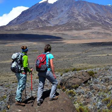 Kilimanjaro Shira Plateau Trek